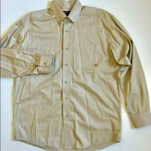 Ariat Long Sleeve Button Down